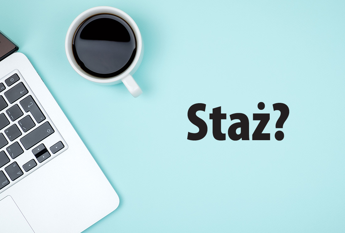 Płatny staż do działów: Client Service, Digital, New Business